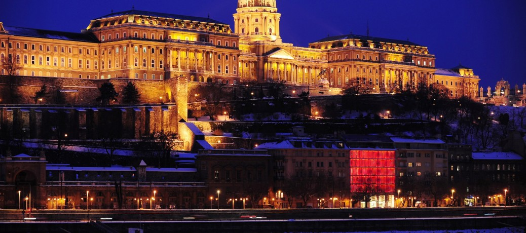 Lánchíd 19 Design Hotel - Budapest