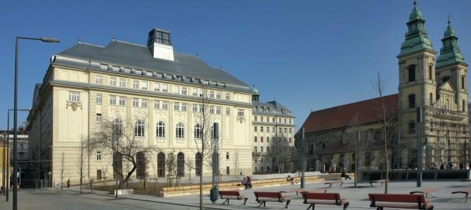 Piarist Centre - Budapest