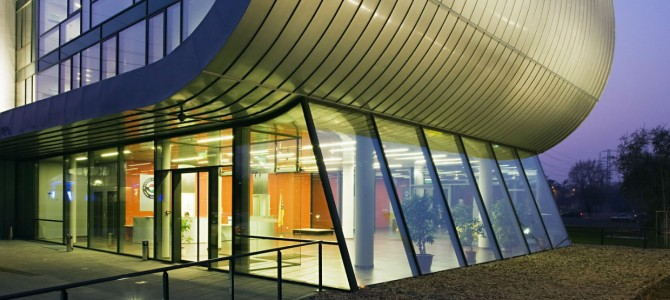 Autoklub Headquarters - Budapest