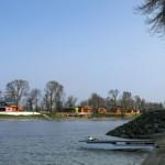 14 pavilions of Kopaszi dam – Budapest