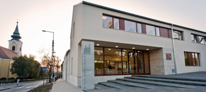 City Hall - Budakeszi