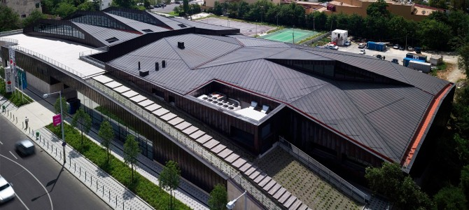 Csörsz utcai sportközpont - Budapest