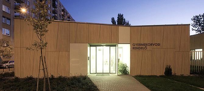 Health Centre - Budapest