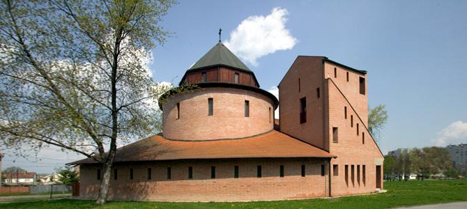 Szent János Görögkatolikus Templom - Kazincbarcika