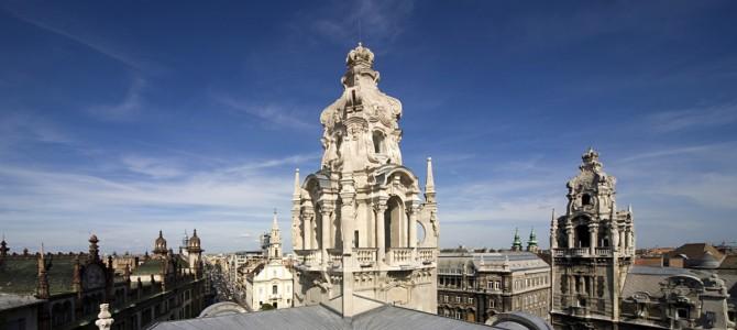 Northern Klotild Palace - Budapest