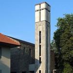 Evangélikus templom és parókia – Szentendre