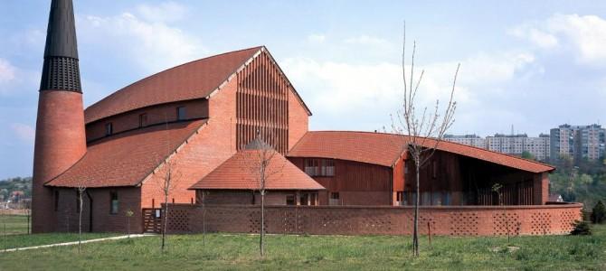 Evangélikus templom - Dunaújváros