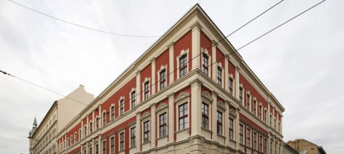 Liszt Ferenc Academy of Music, Ligeti György Educational Building - Budapest