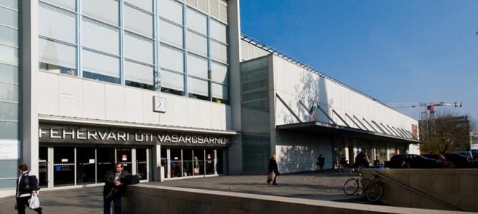 Fehérvári úti vásárcsarnok - Budapest