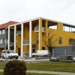 Weöres Sándor Általános Iskola bővítése – Gelse