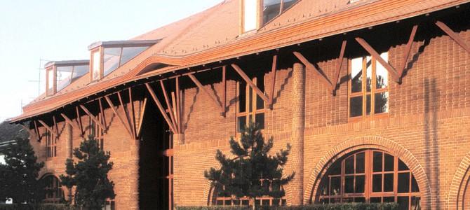 Az AB-Aegon Biztosító székháza - Szombathely