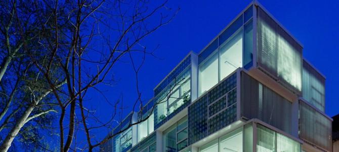Geometria Office Building - Budapest