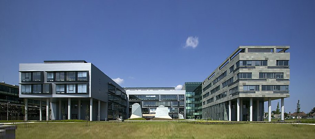 Gedeon Richter Ltd. Chemical Research and Office Building - Budapest