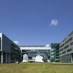 Gedeon Richter Ltd. Chemical Research and Office Building – Budapest