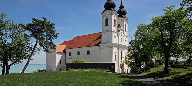 Porta Pacis - Visitors' Centre for the Abbey of Tihany