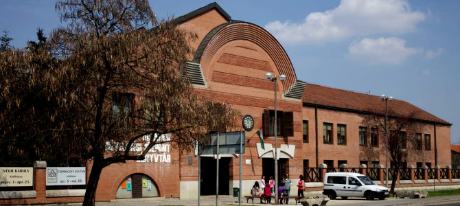 Művelődési központ és gimnázium - Balassagyarmat