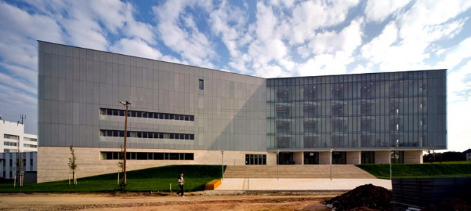 Regional Library and Knowledge Centre - Pécs