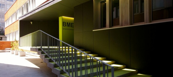 BME Sportközpont - Budapest