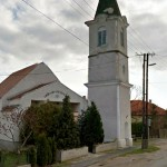Evangélikus templom – Kisfalud